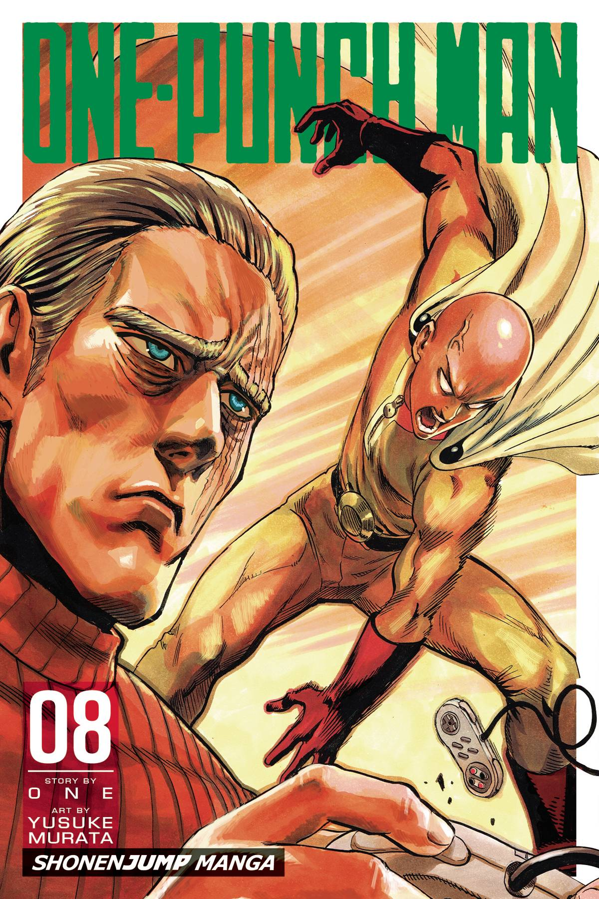 Vol One-Punch Man 7