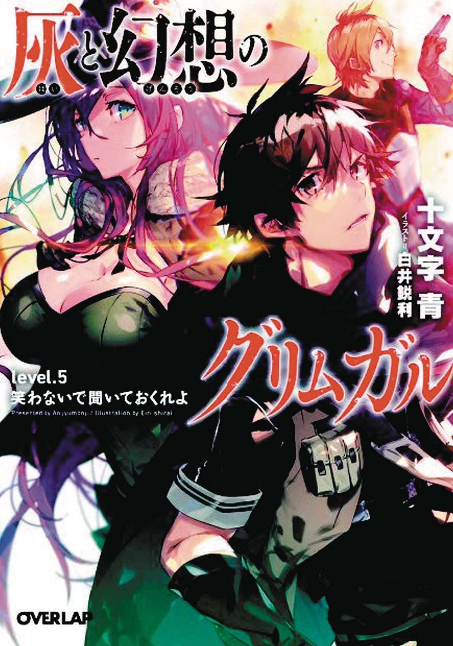 Grimgar Of Fantasy & Ash: Light Novel: Volume 5