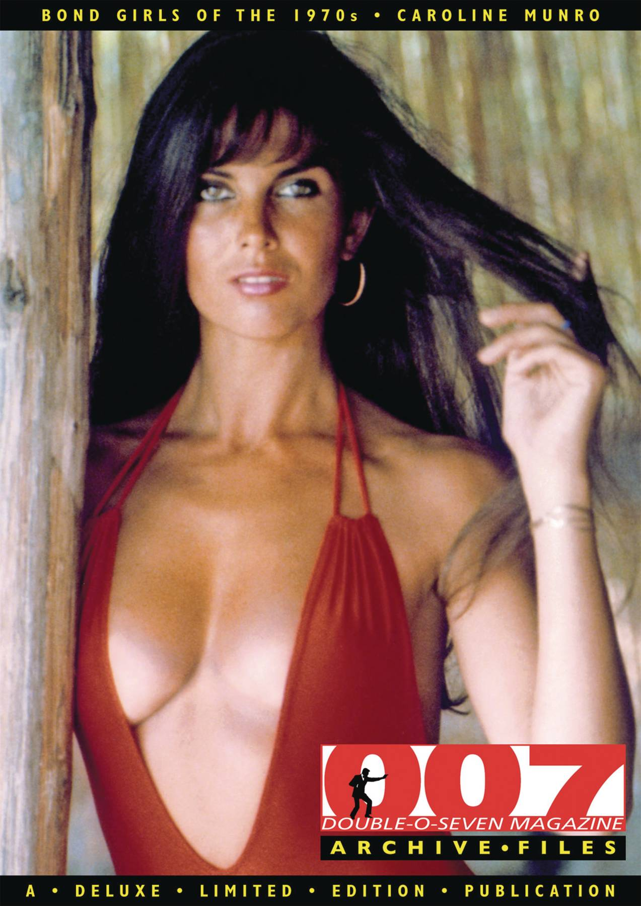 007 Magazine Bond Girls 1970 S Caroline Munro