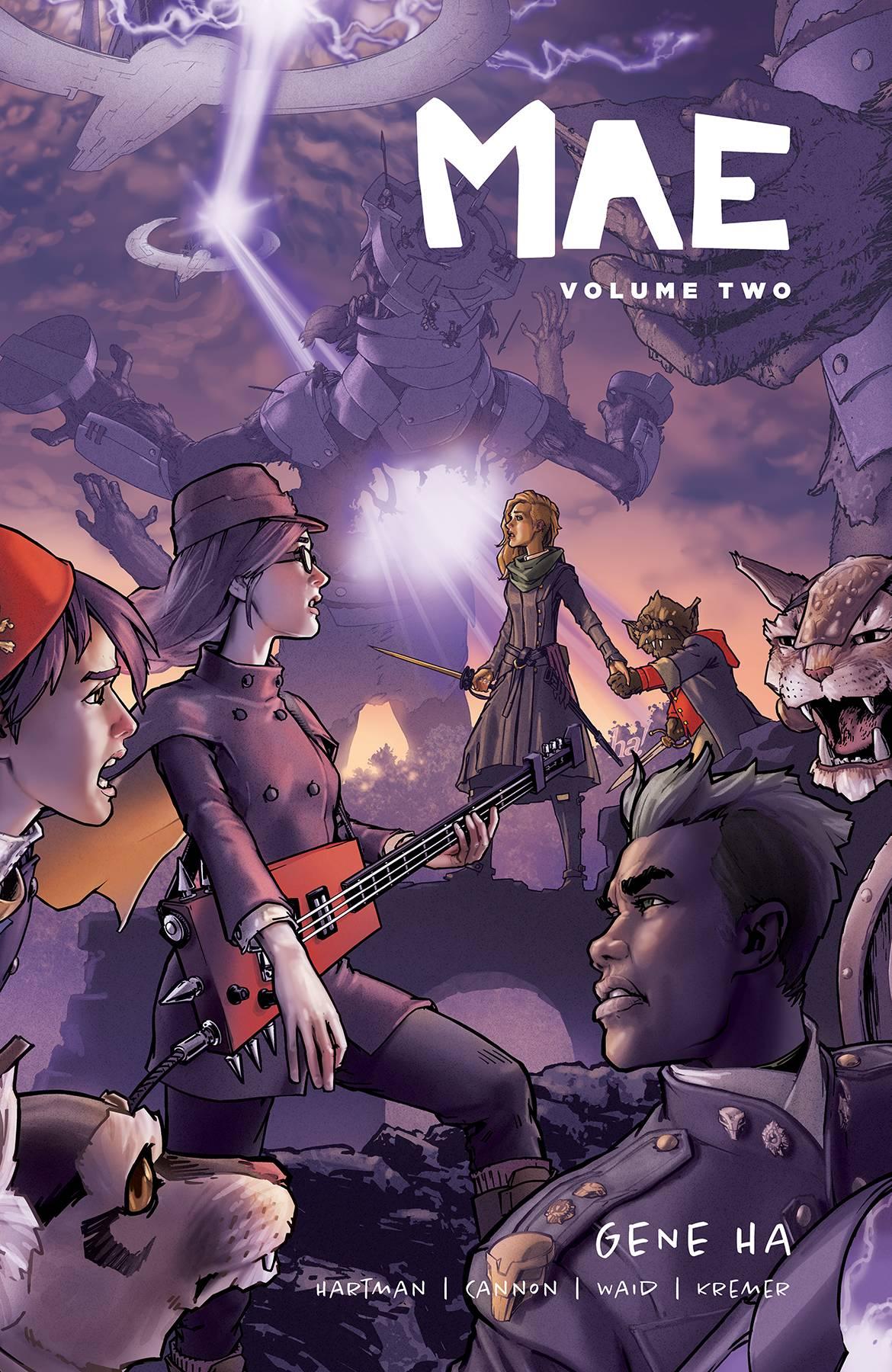 Mae: Volume 2
