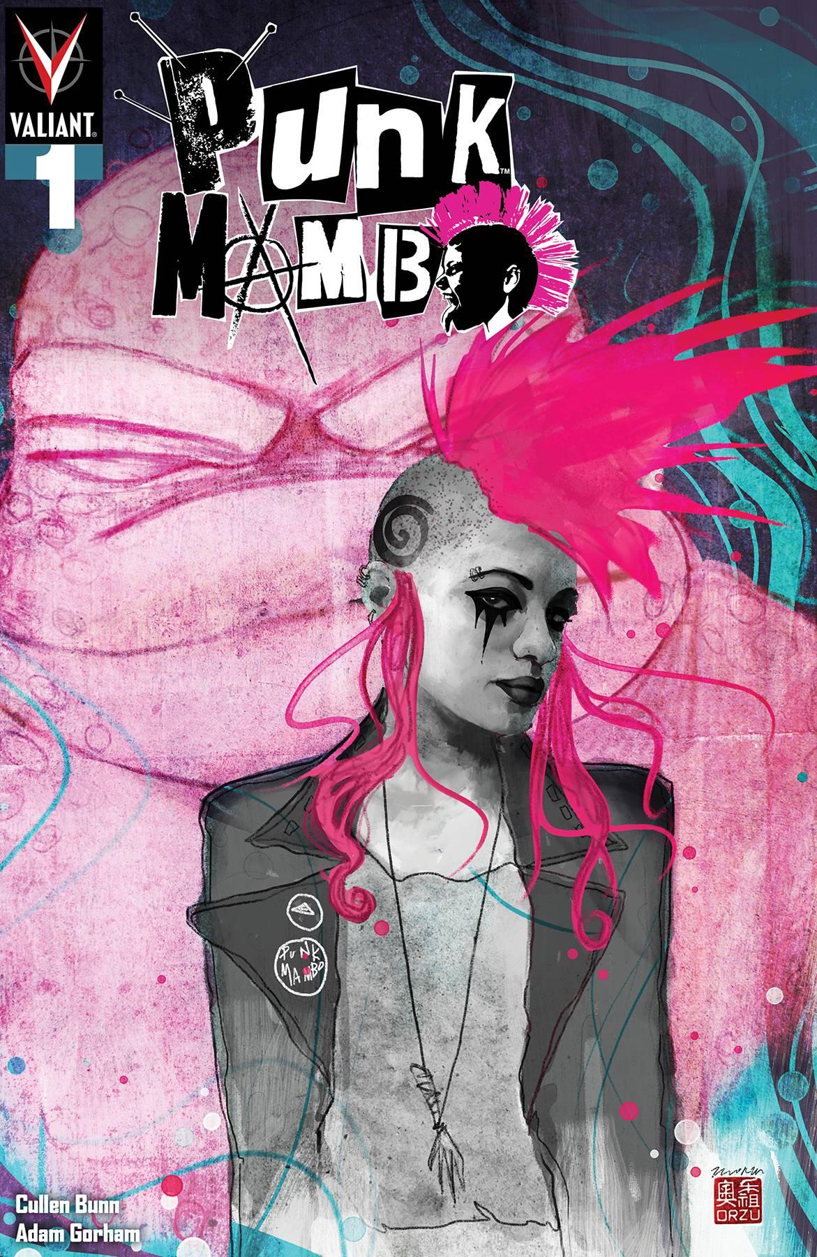 Punk Mambo #1 (Cover B Orzu)