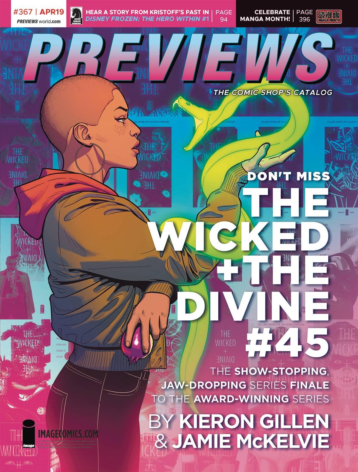 Previews #369 (June 2019)