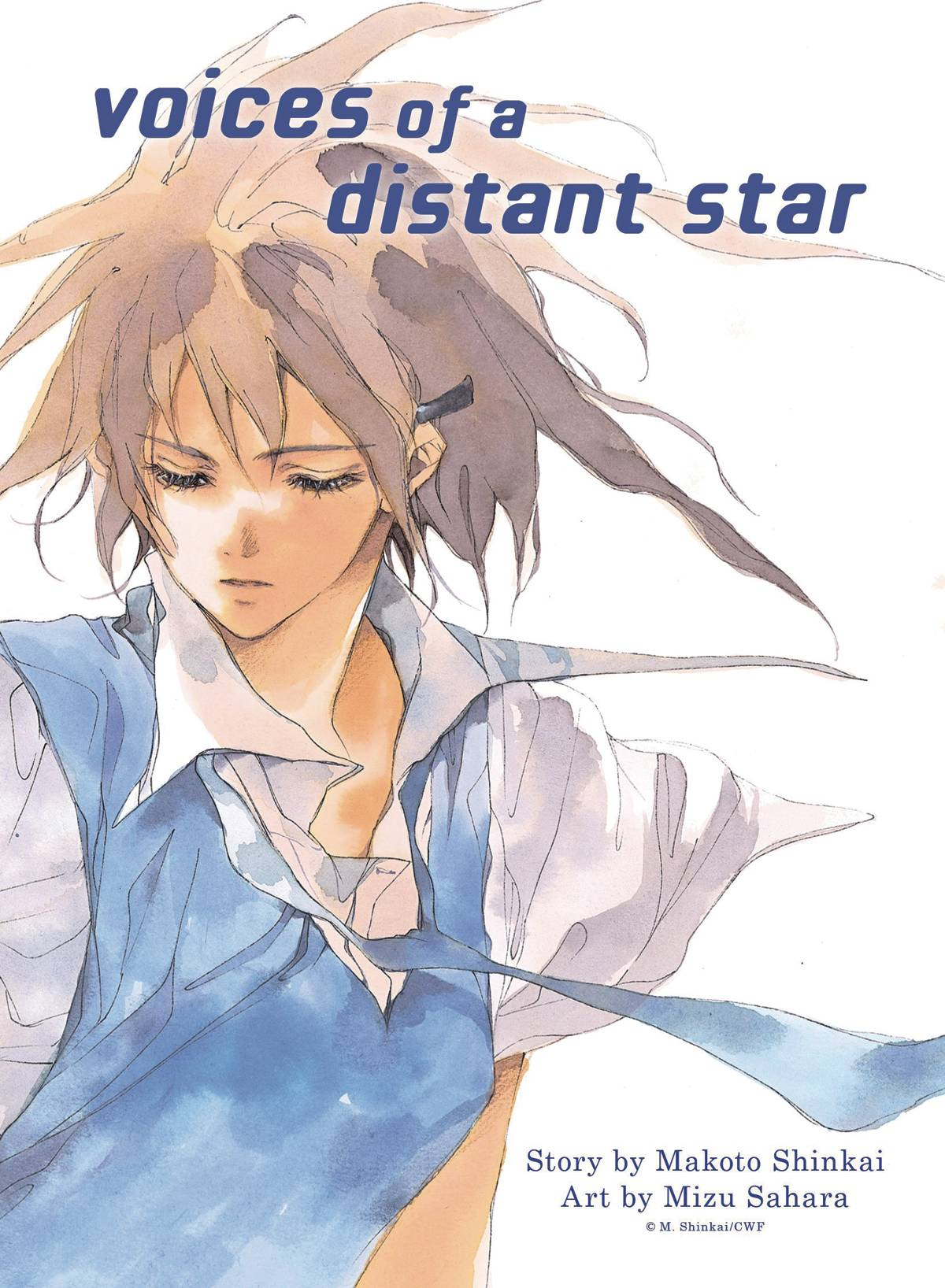 Voices Of A Distant Star (Light Novel)