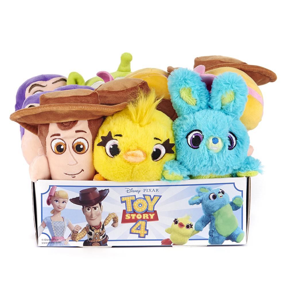 Posh Paws Disney Toy Story 4 Chunky Plush Assortment From Disney