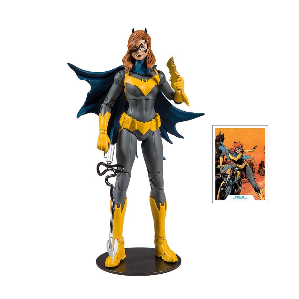 Batgirl Mini Figures NEW UK Seller Fits Major Brand Blocks Batman Bat Girl Woman