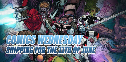 [Comics Wednesday 11/06/2014]