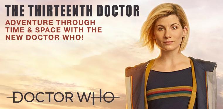[Thirteenth Doctor]