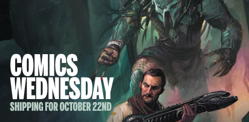 [Comics Wednesday 22/10/2014]