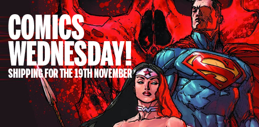 [Comics Wednesday 19/11/2014]