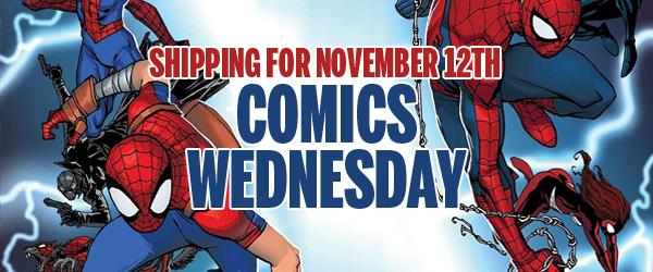 [Comics Wednesday 12/11/2014]