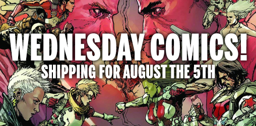 [Comics Wednesdays 05/08/2015]