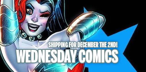 [Comics Wednesday 02/12/2015]