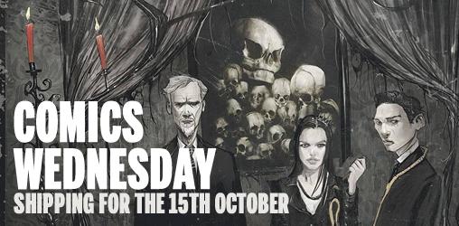 [Comics Wednesday 15/10/2014]