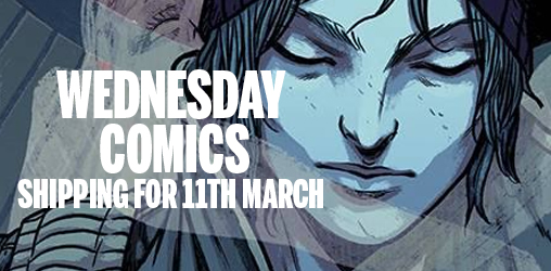 [Comics Wednesday 11/03/2015]