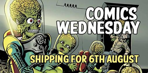 [Comics Wednesday 06/08/2014]