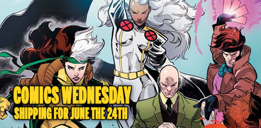 [Comics Wednesday 24/06/2015]