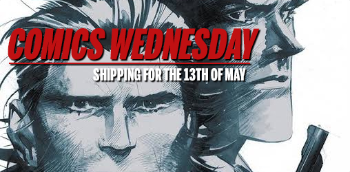 [Comics Wednesday 13/05/2015]