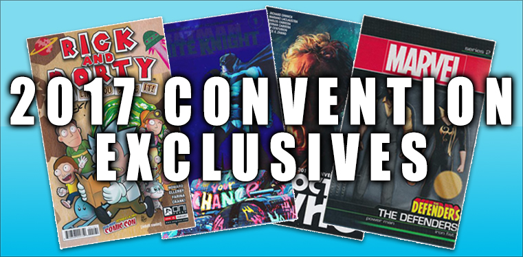 [Convention Exclusives 2017]