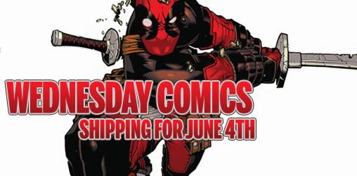 [Comics Wednesday 04/06/2014]
