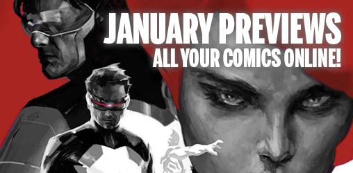 [Previews January 2015]