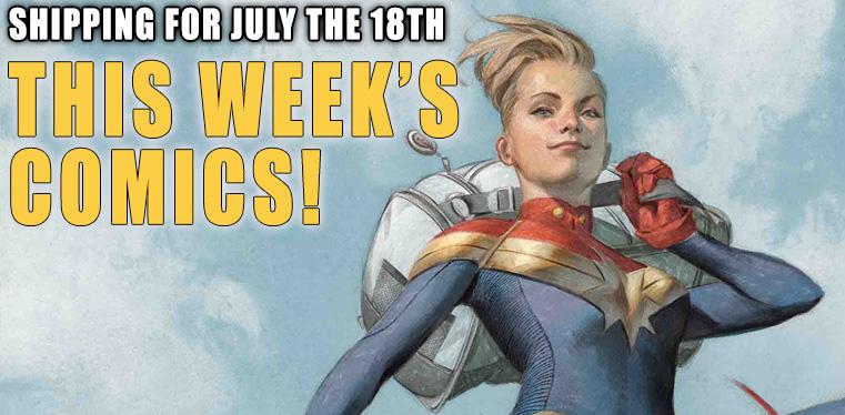 [Wednesday Comics 18/07/2018]