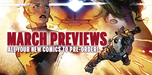 [Previews March 2016]