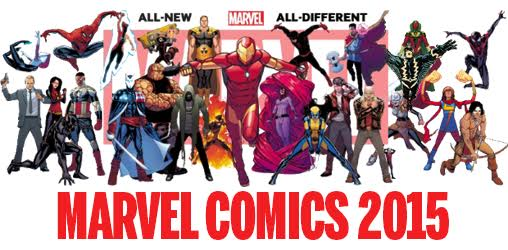 [All-New, All-Different Marvel!]