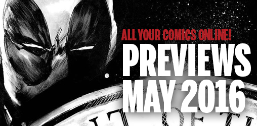 [Previews May 2016]