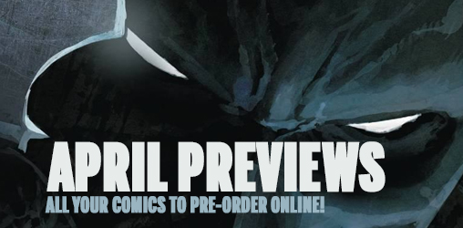 [Previews April 2016]