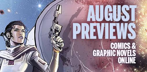 [Previews August 2015]