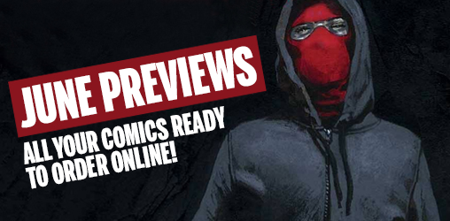 [Previews June 2016]