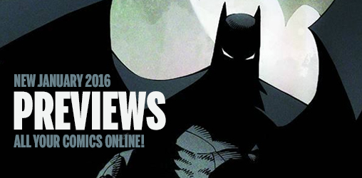 [Previews January 2016]