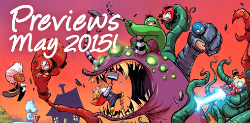 [Previews May 2015]