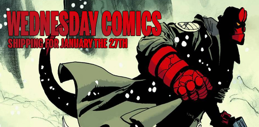 [Wednesday Comics 27/01/2016]