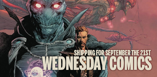 [Wednesday Comics 21/09/2016]