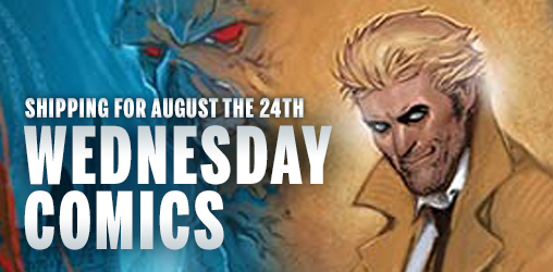 [Wednesday Comics 24/08/2016]