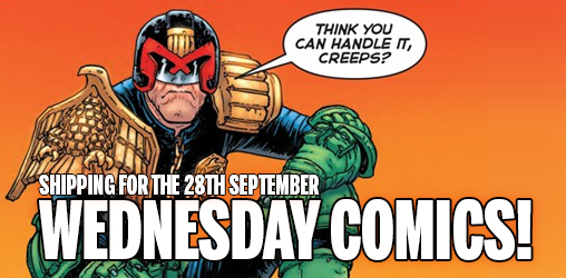 [Wednesday Comics 28/09/2016]