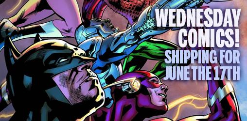 [Comics Wednesday 17/06/2015]