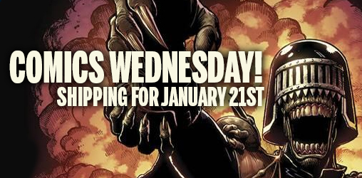 [Comics Wednesday 21/01/2015]