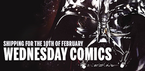 [Wednesday Comics 10/02/2016]
