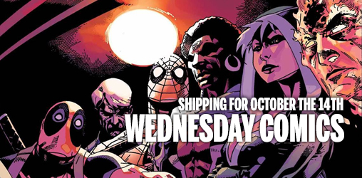 [Wednesday Comics 14/10/2015]