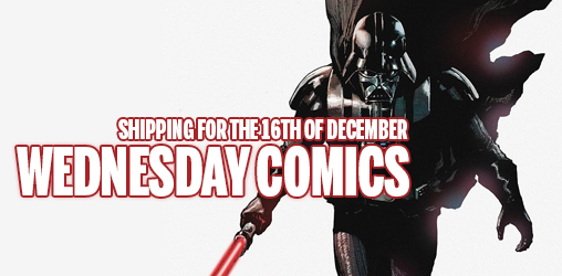 [Comics Wednesday 16/12/2015]