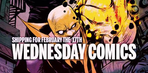 [Wednesday Comics 17/02/2016]