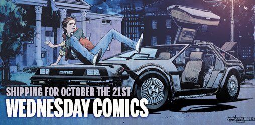 [Wednesday Comics 21/10/2015]