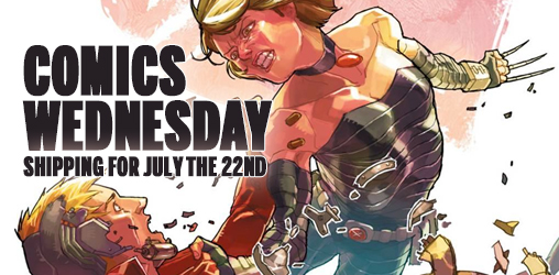 [Comics Wednesdays 22/07/2015]