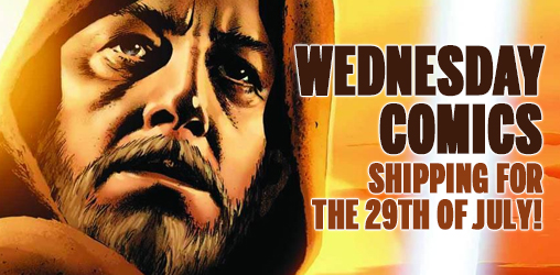 [Comics Wednesday 29/07/2015]