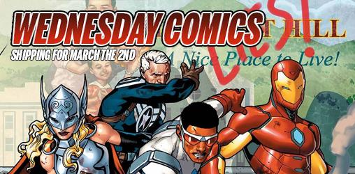 [Wednesday Comics 02/03/2016]