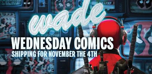 [Comics Wednesday 04/11/2015]