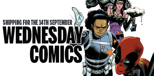 [Wednesday Comics 14/09/2016]