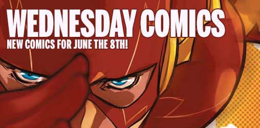 [Wednesday Comics 08/06/2016]
